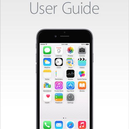 iphone 3gs manual book