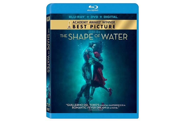 The Shape of Water - Blu-ray Disc