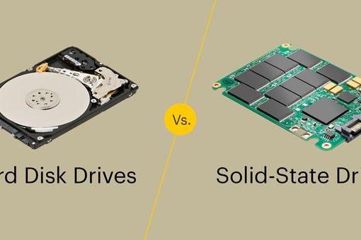 HDD vs SSD storage devices