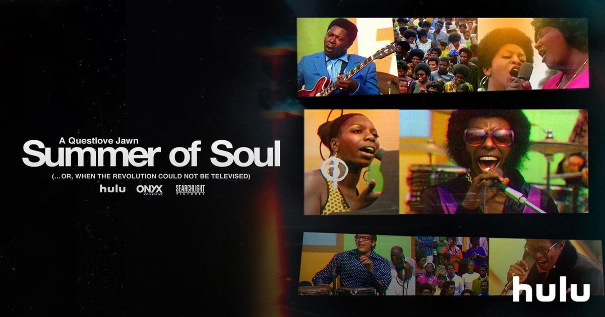 Summer of Soul on Hulu