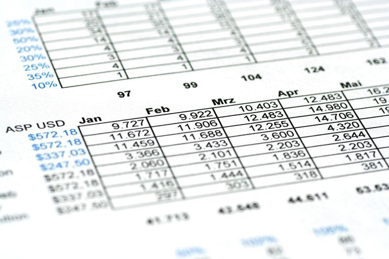 Set up Data in Web Pages for Importing Into Excel Spreadsheets