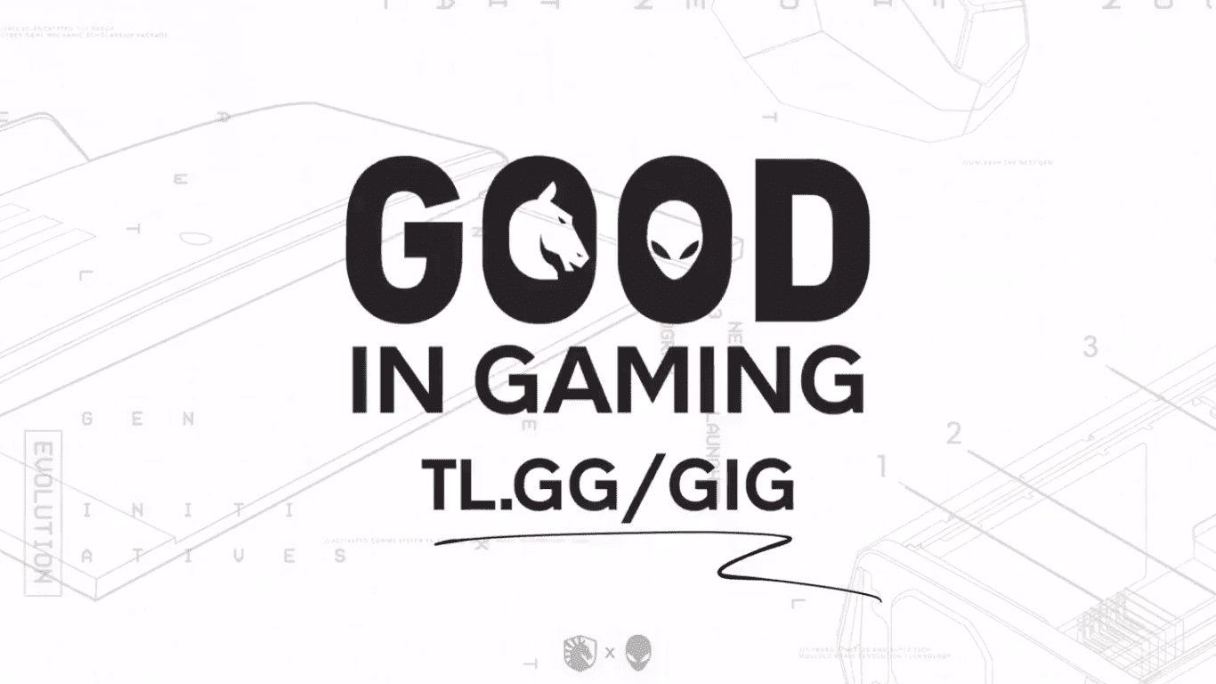 Good in Gaming - tl.gg/gig