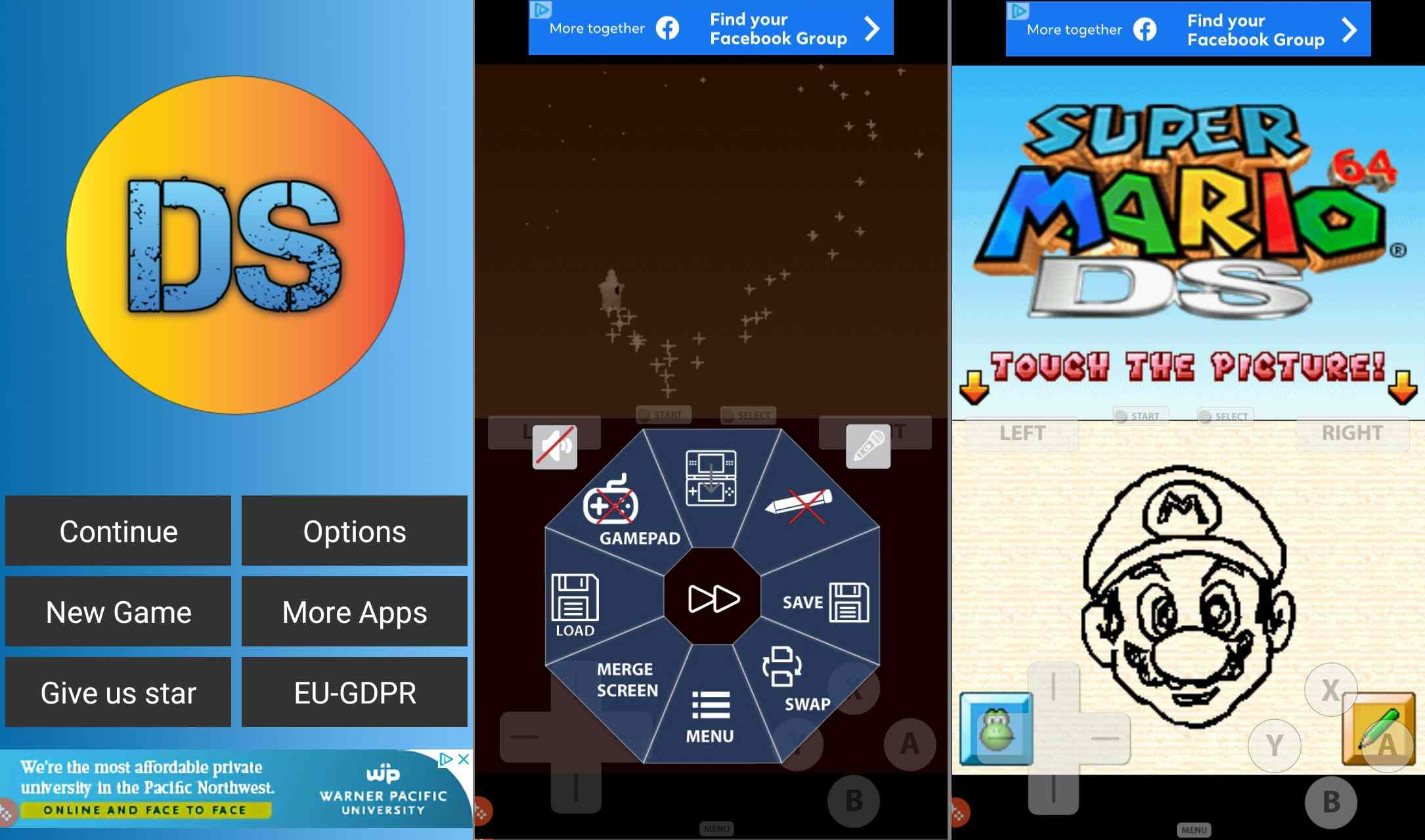 what is the best free ds emulator for android