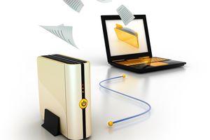 Duplicating Your Computer's Data to an External Drive