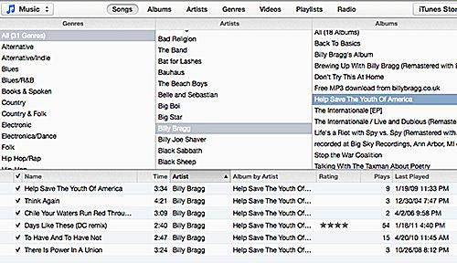 how to add songs from a cd to ipod