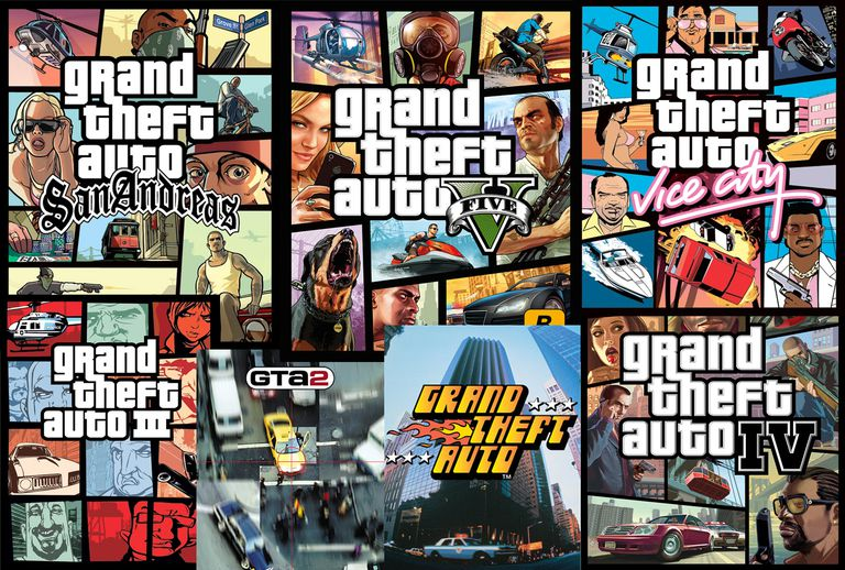Image result for grand theft auto game