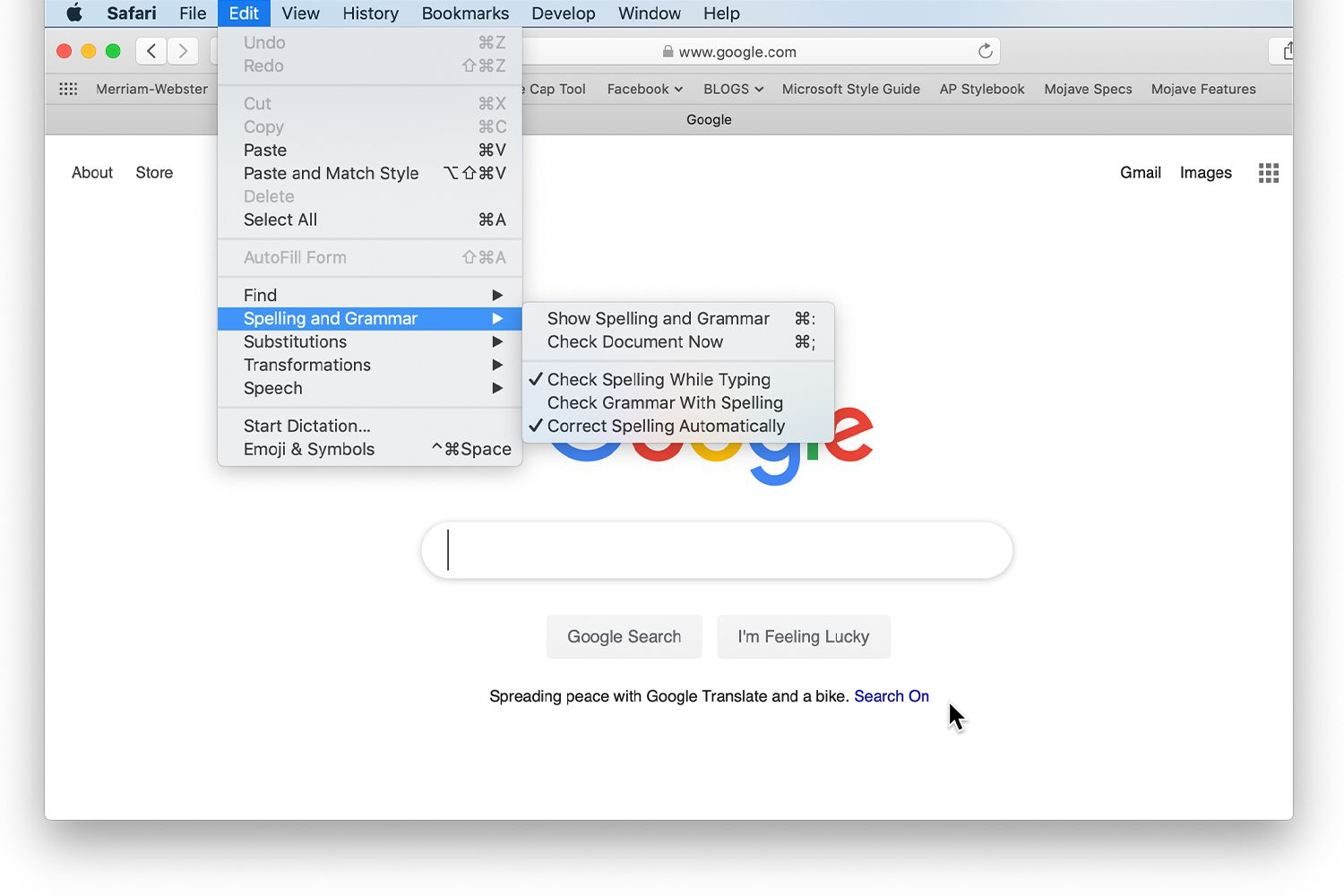 How to Use Spell Check for Yahoo Mail