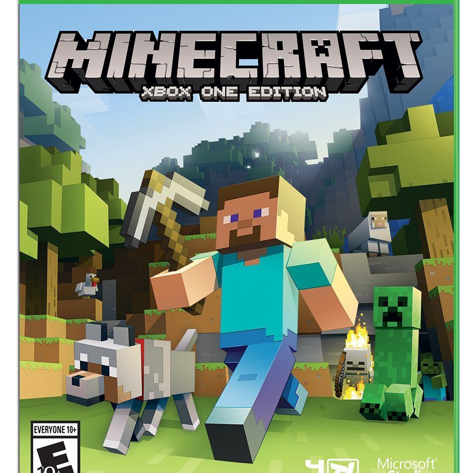The Best Games To Buy For Xbox One In - Minecraft spiele amazon