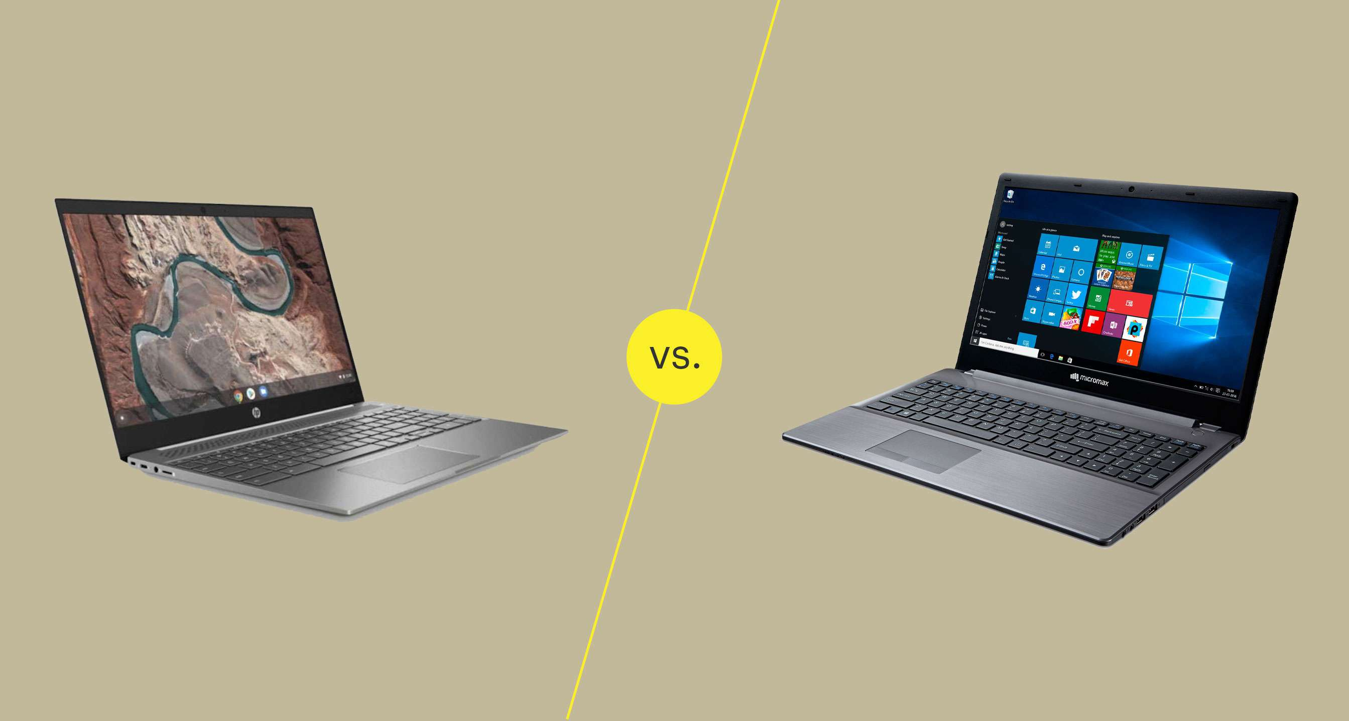 Chromebook vs. Windows Laptop: What's the Difference?