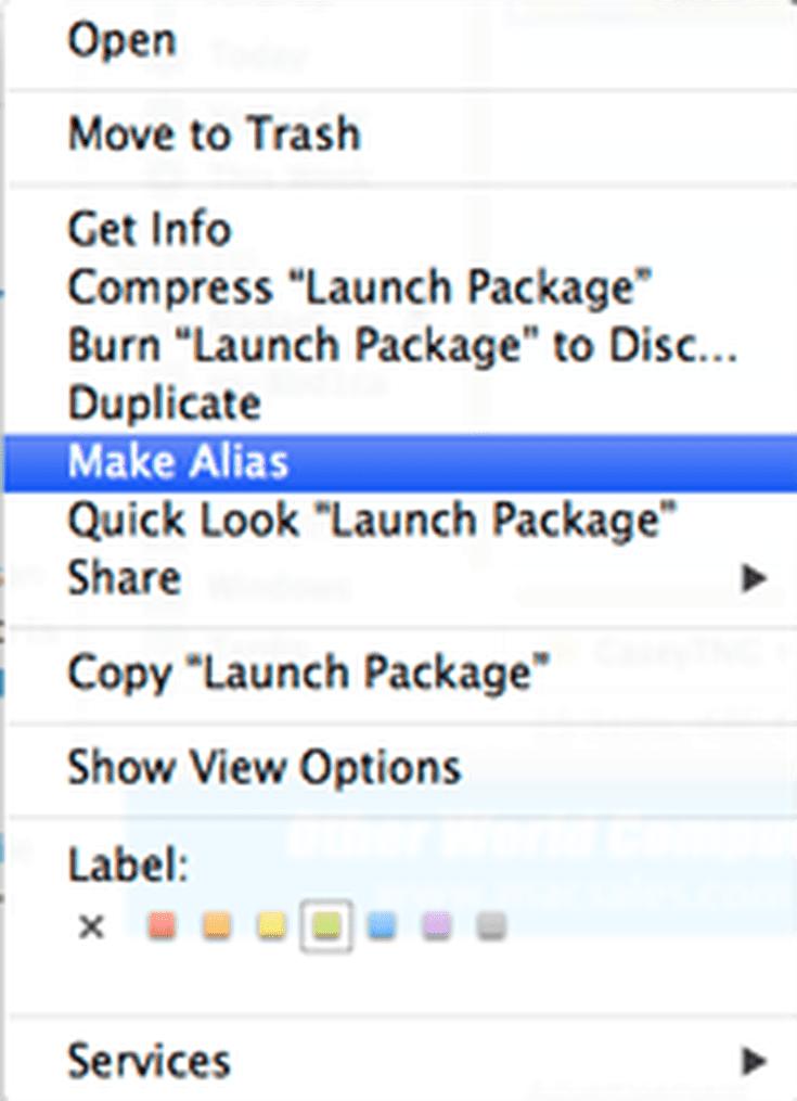 Mac Os X Shortcuts Aliases Symbolic Links Hard Links