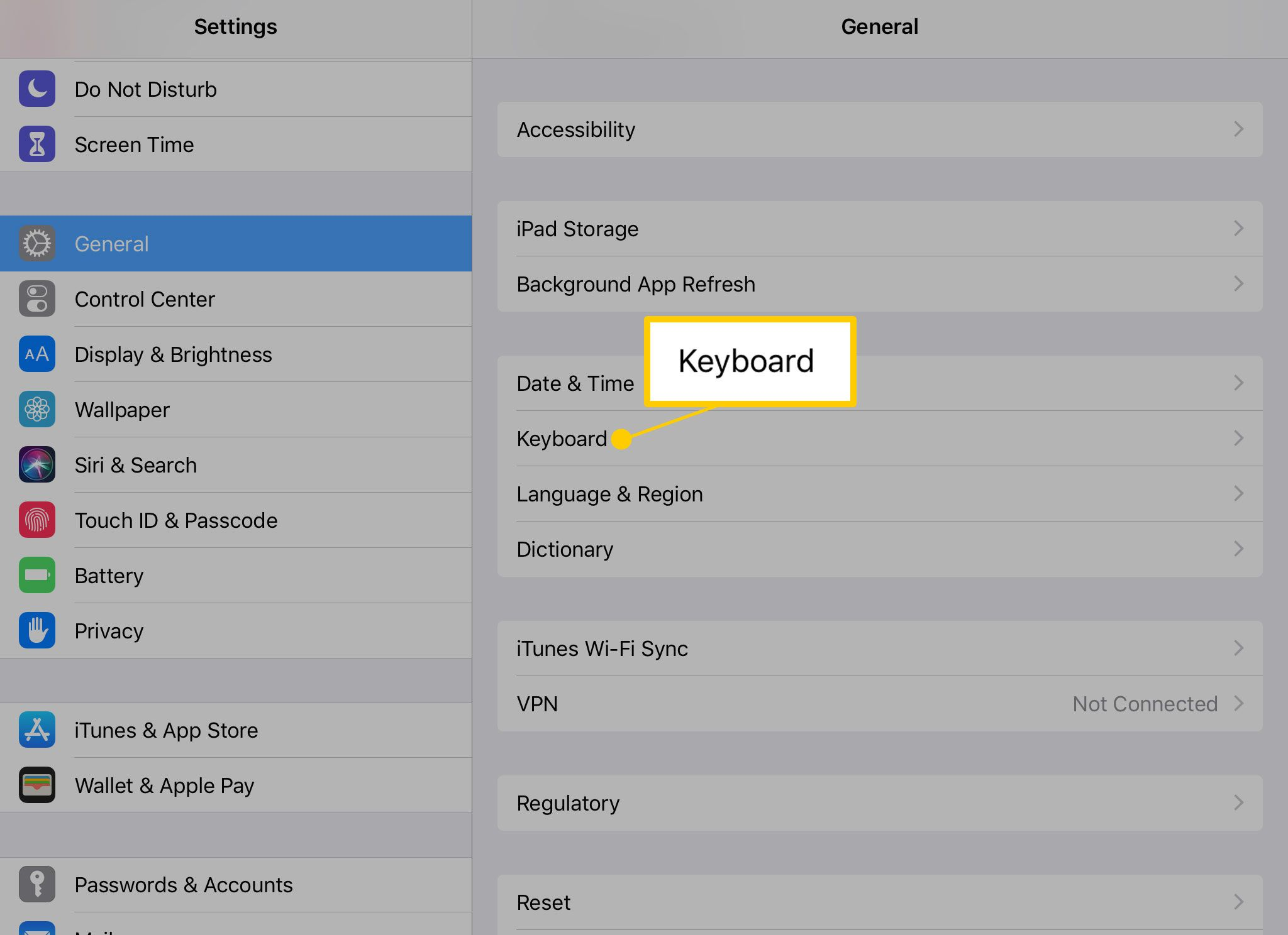 How to Install a Custom Keyboard for Your iPad