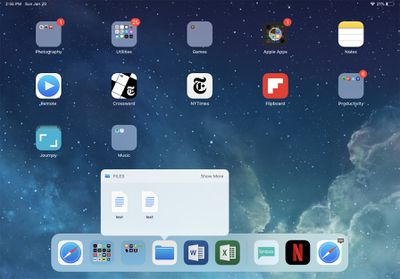 How to Multitask on an iPad