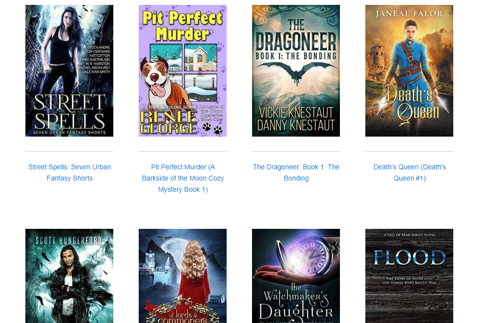 25 Places to Get Free Kindle Books
