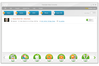 A Review Of Freemake Video Converter Free Program