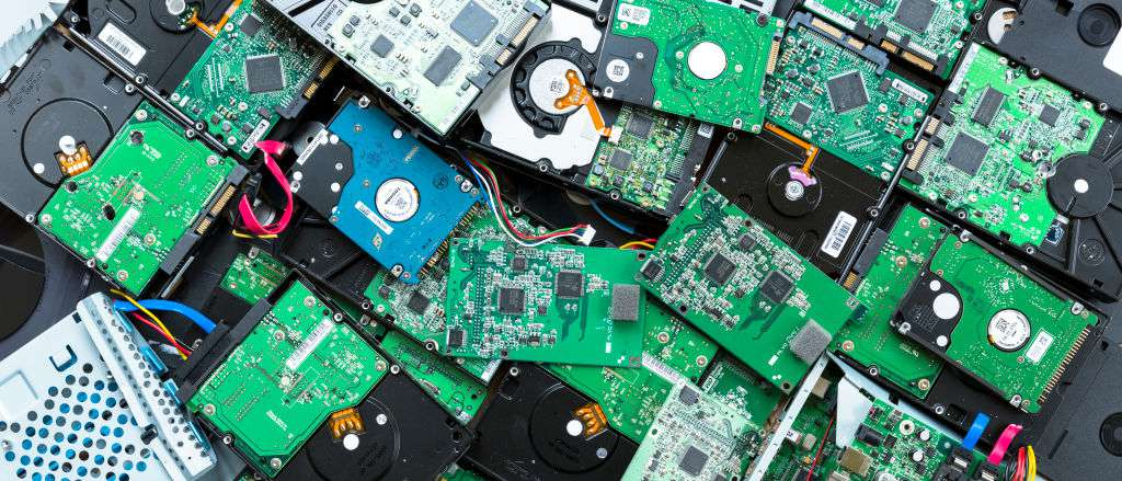 Circuit Boards and Computer Waste