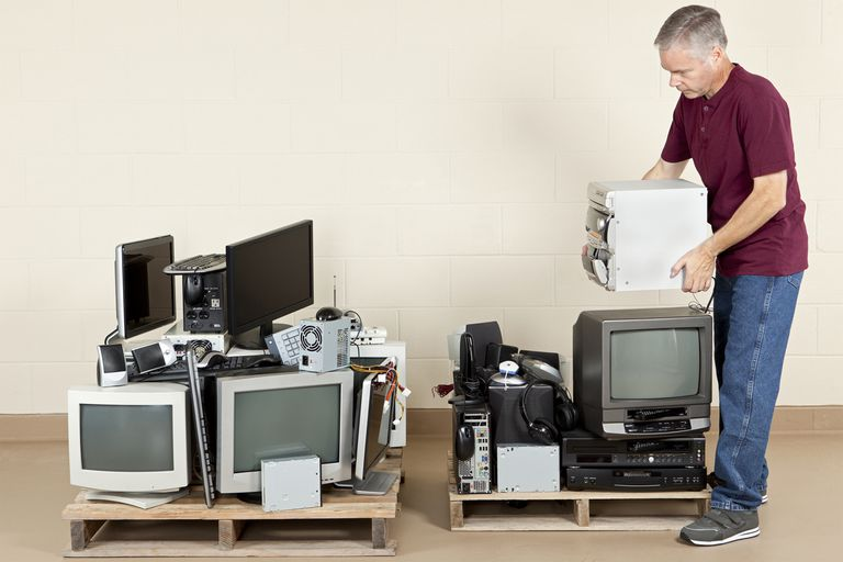 How to Recycle Old Home Theater Electronics