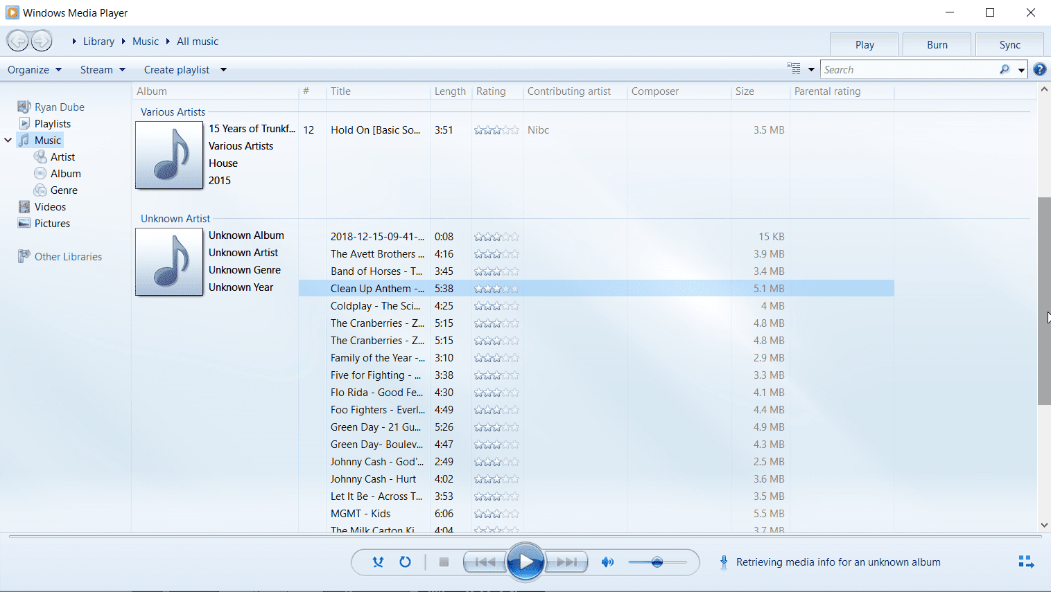 windows media player 9 codecs for xp