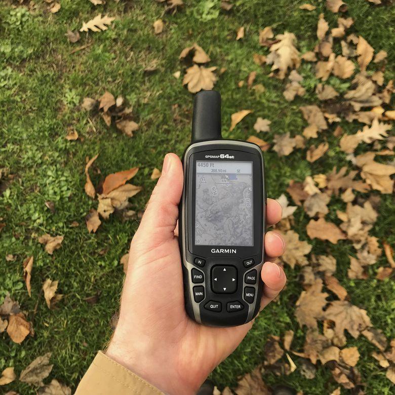 Garmin GPSMAP64st