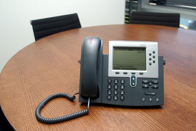 IP Phone With Voicemail Feature