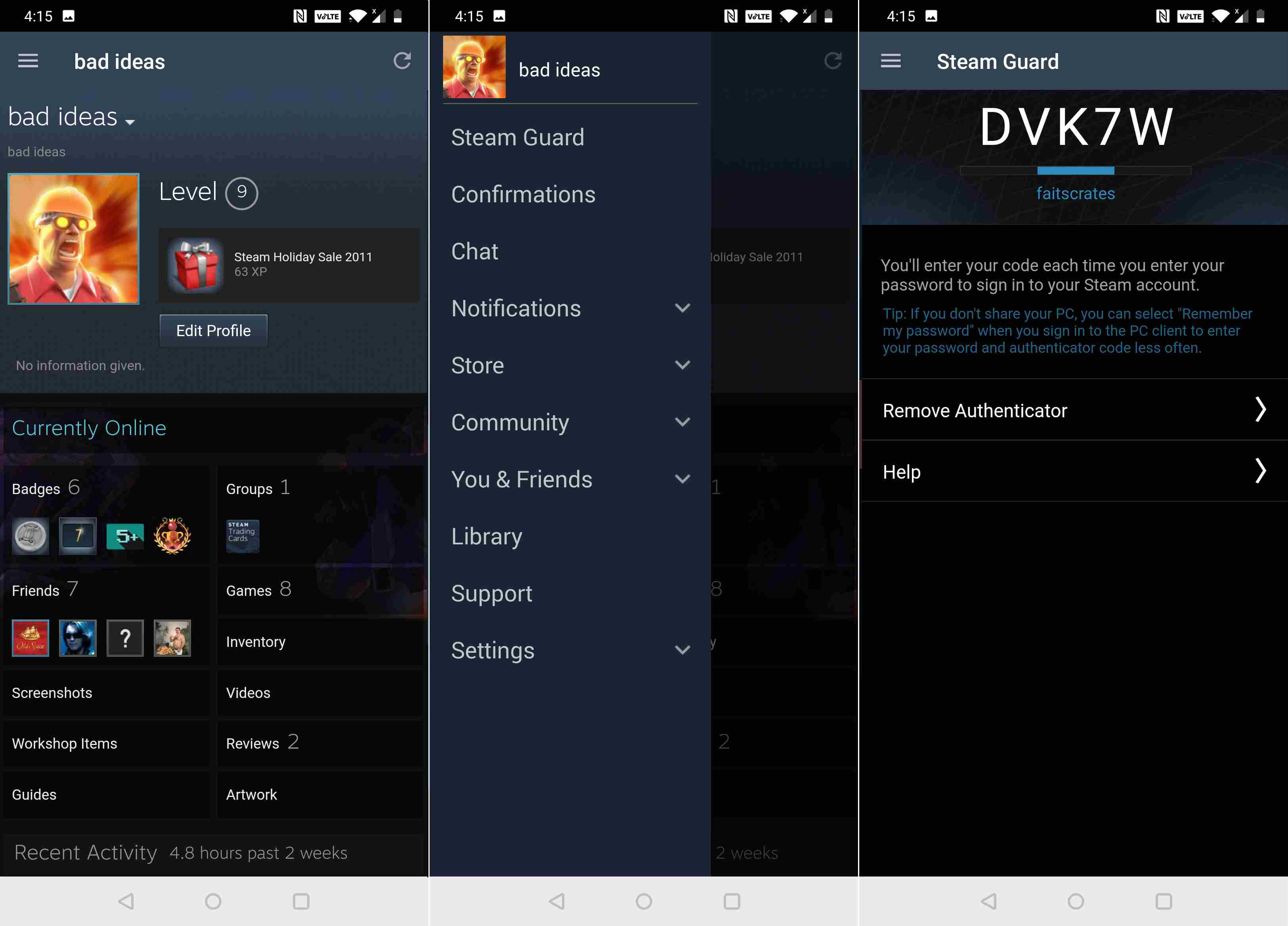 How to Use Steam Guard Mobile Authenticator