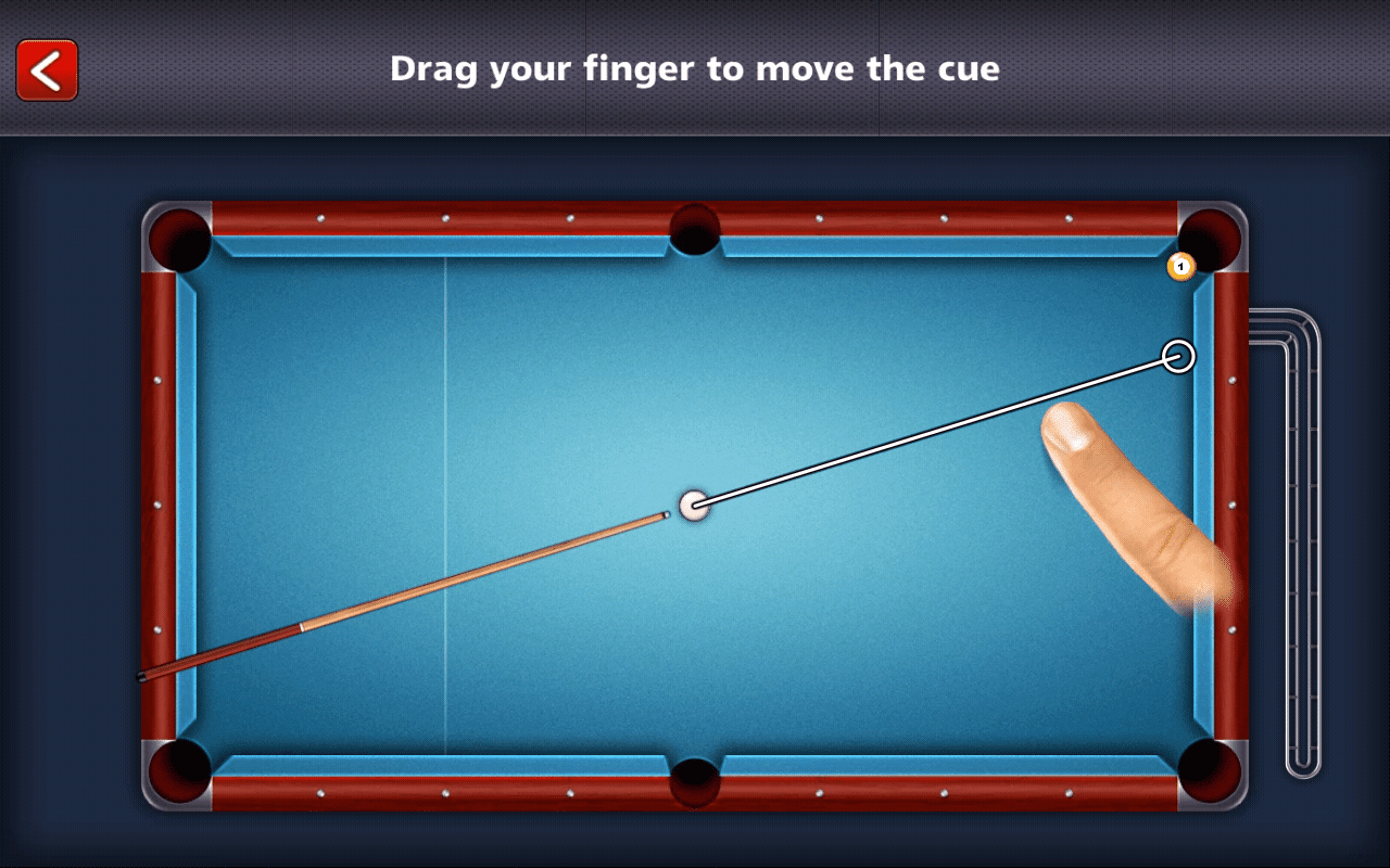 Screenshot from 8 Ball Pool for Android