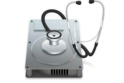 Apple's Disk Utility icon