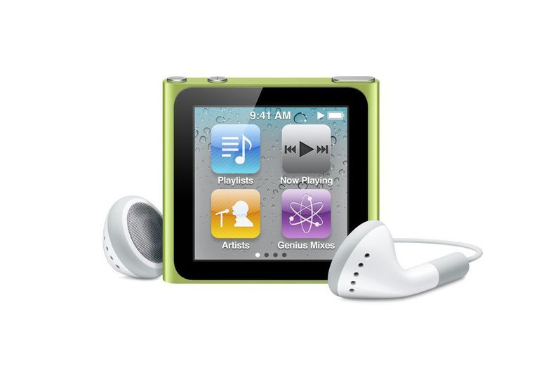 Apple iPod nano 16GB 6th Generation