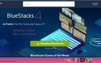BlueStacks: Run Android Apps on Your PC