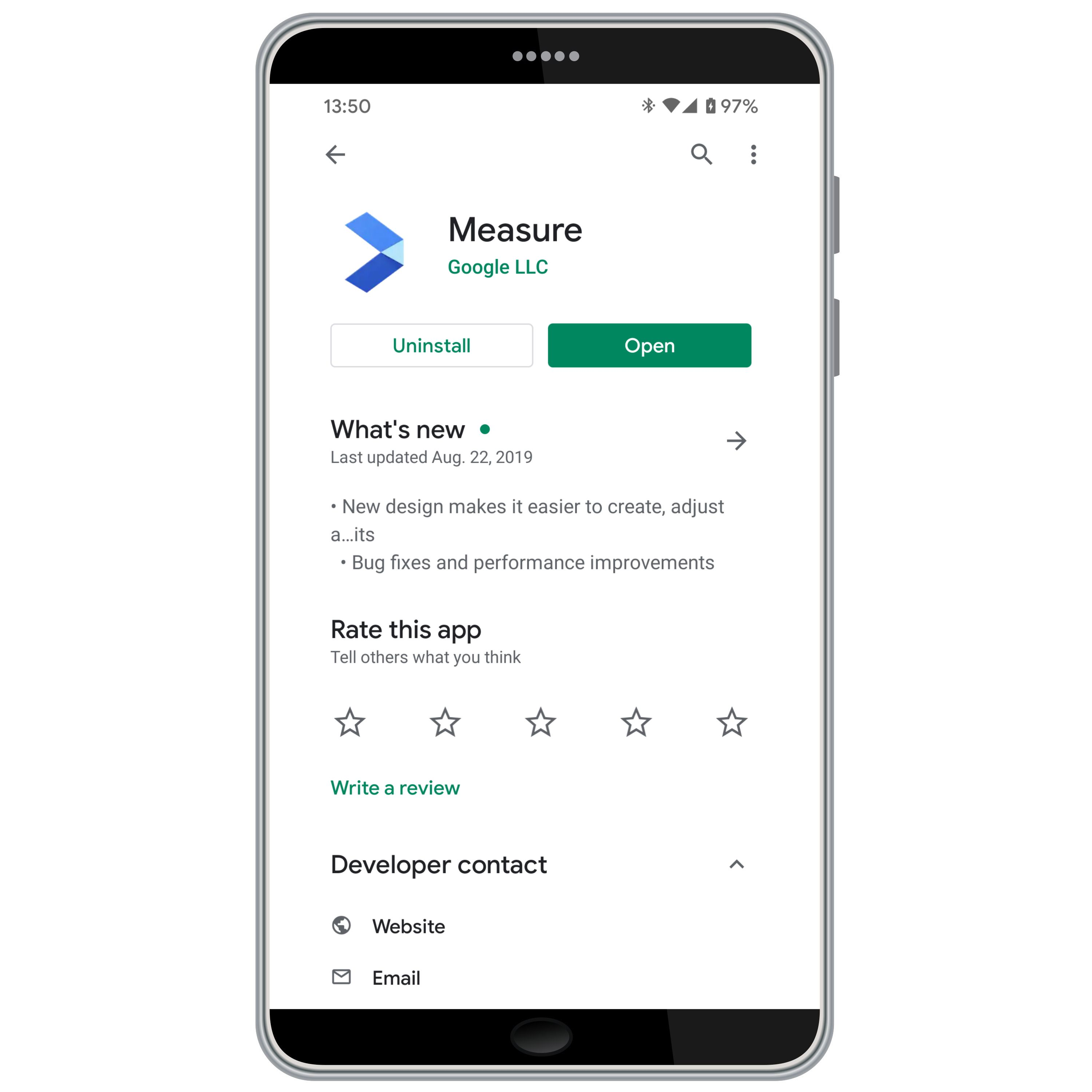 How to Use the Measure App on Android Devices