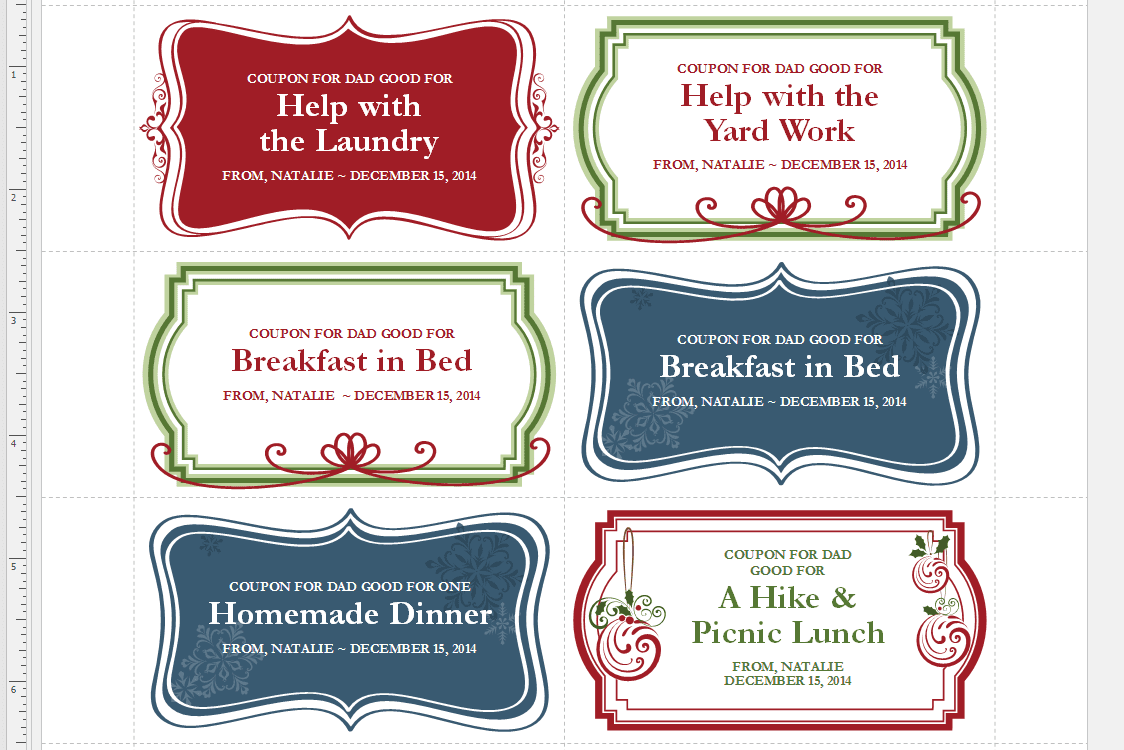 Christmas Label Template Word from www.lifewire.com