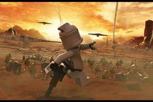 Star Wars 3 Clone Wars