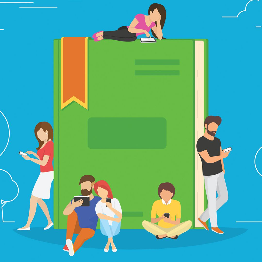 The 10 Best Book Reading Apps of 2019