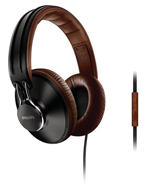 Philips SHL5905BK Headphones