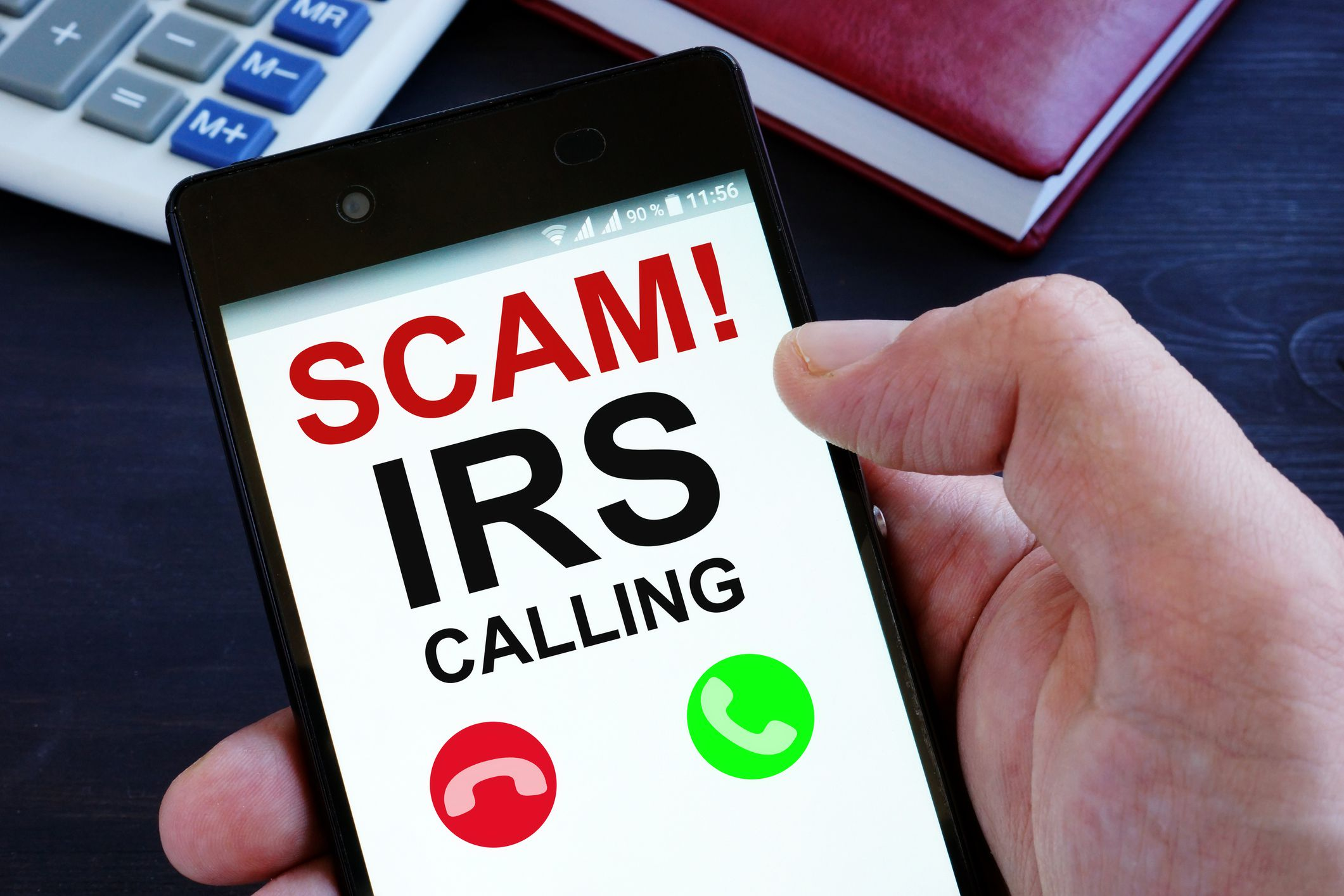 IRS Scam Calls: How to Identify Them and Protect Yourself