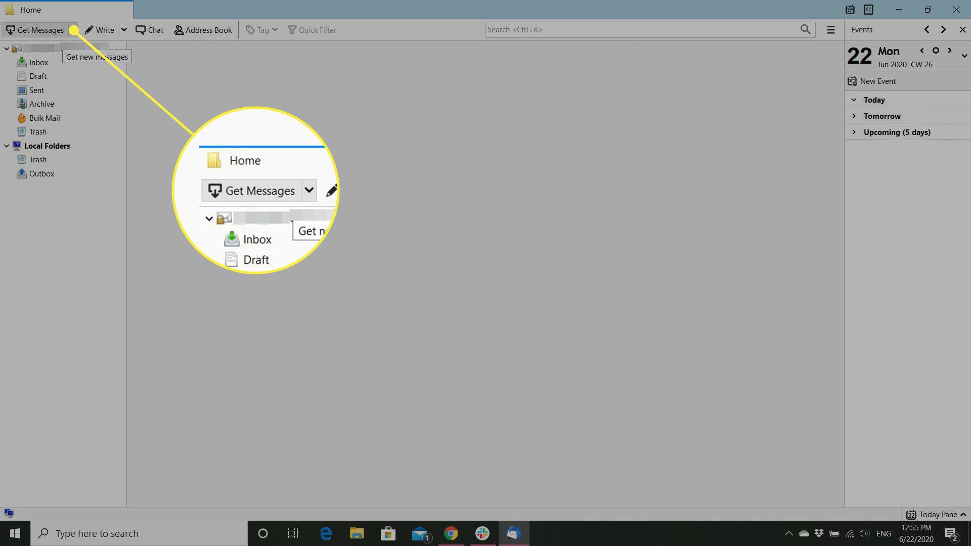 How To Change Your Mozilla Thunderbird Email Password