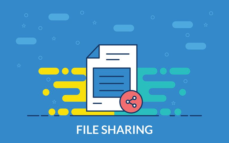 file sharing icon