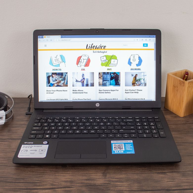 HP Notebook 15 Review