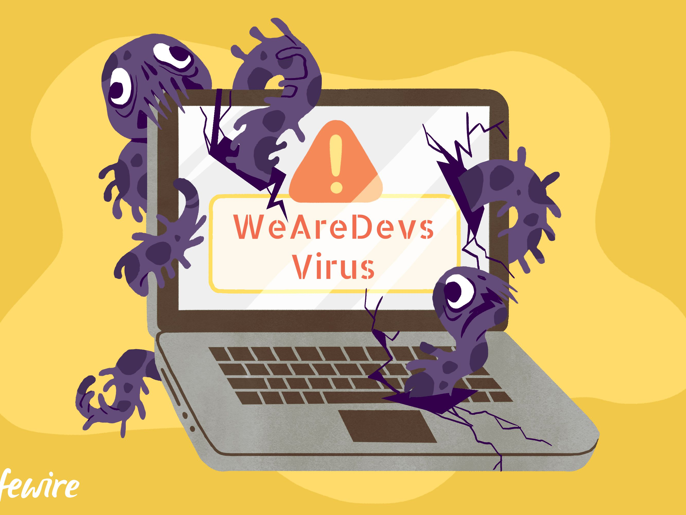 The Wearedevs Virus What It Is And How To Remove It