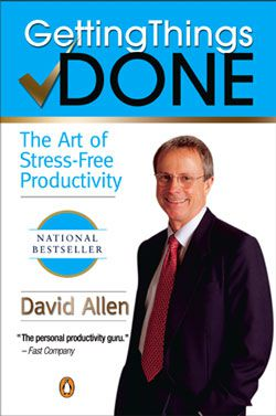 Getting Things Done, written by David Allen