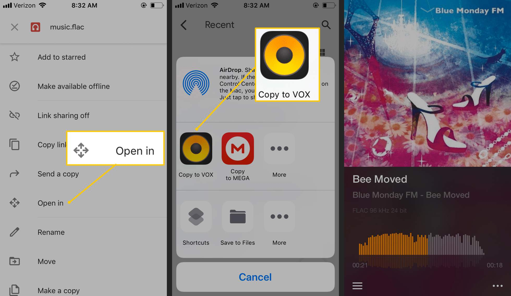 How to Play FLAC Files on the iPhone