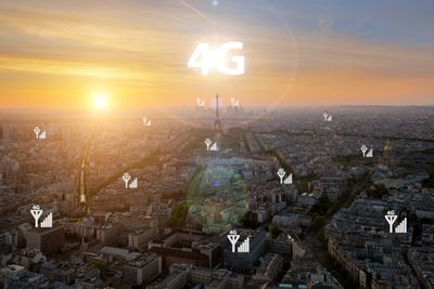 4G in smart city