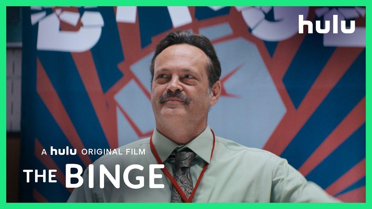 Vince Vaughn in The Binge