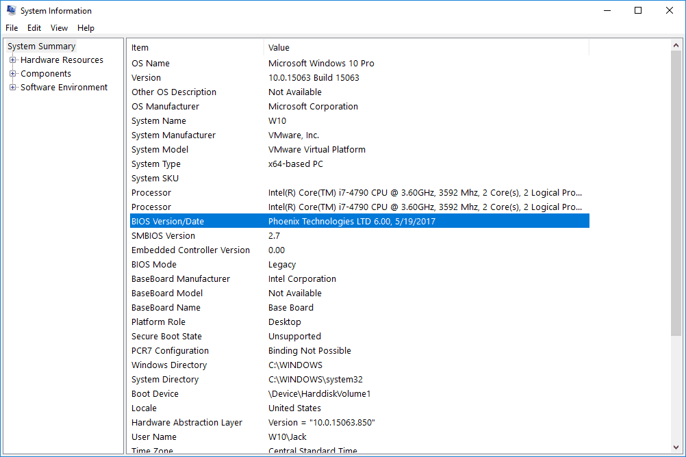 How to Check the Current BIOS Version on Your Computer