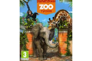 Zoo Tycoon cover art