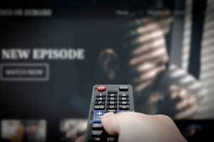 Controlling a TV with a remote control