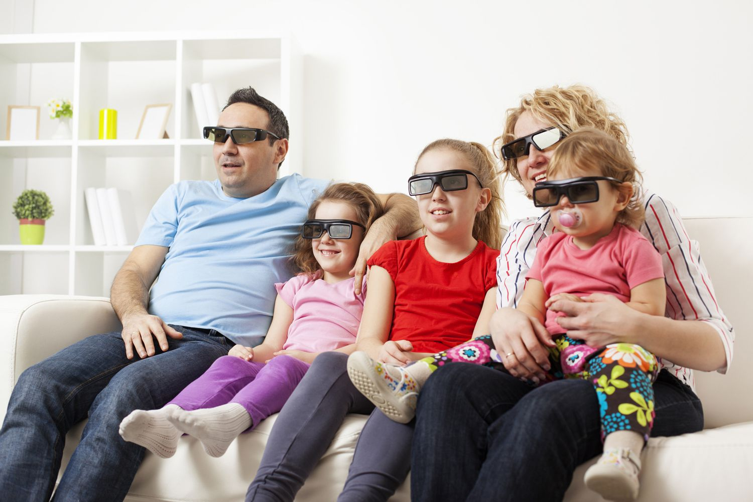 Get the Most Out of a Home 3D Viewing Experience