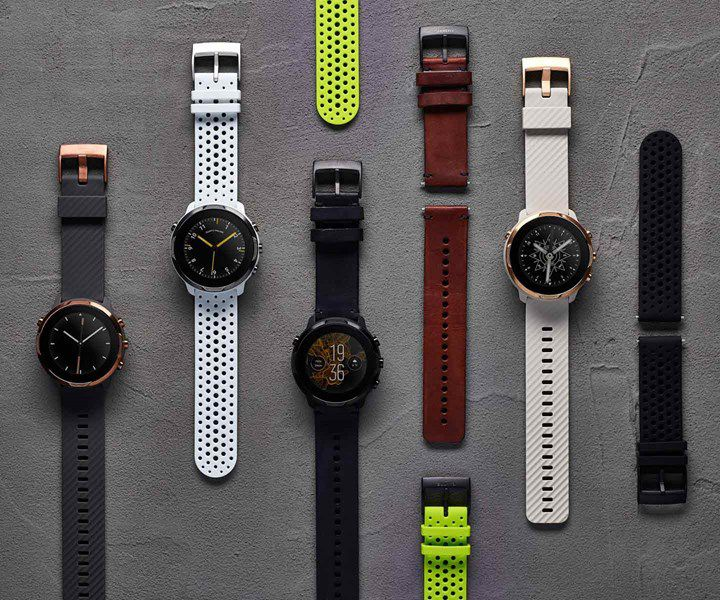 The Suunto 7 smartwatch that uses Wear OS