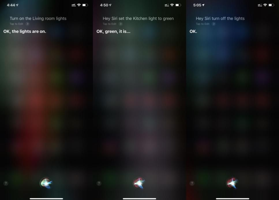 How To Control House Lights With Your Iphone