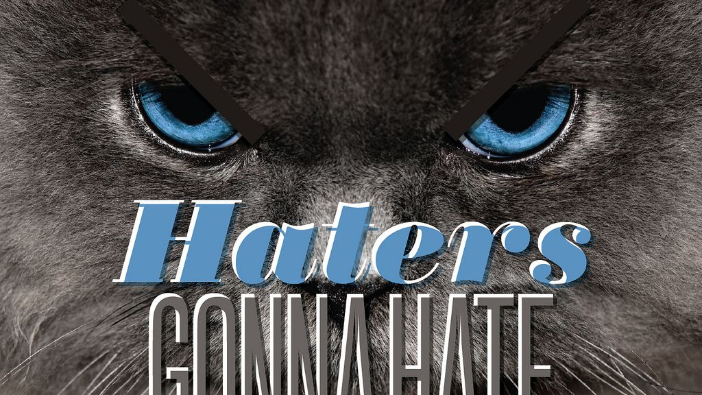 The Meaning and Usage of 'Haters Gonna Hate'