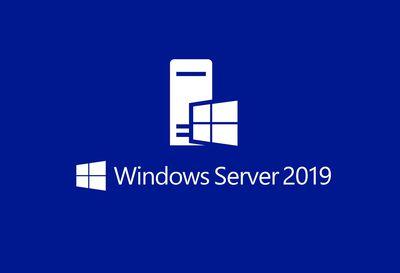Windows 10 Server 2019